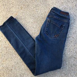 Express Skinny Midrise Jeans